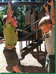 boys monkey bars 1