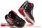 zlvii fake colorway black red white 1 04 Fake LeBron VII