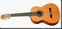 Guitarras clásica