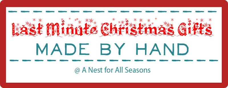 last minute gifts tag