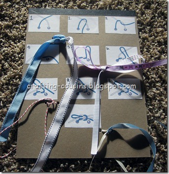 Tying Knots (4)