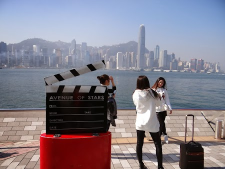 Anul Nou Chinezesc: Avenue of Stars Hong Kong