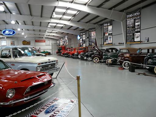 Bennett's Classic Cars Museum