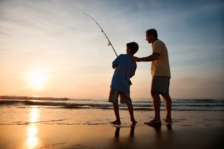 Fishing-Father-and-Son