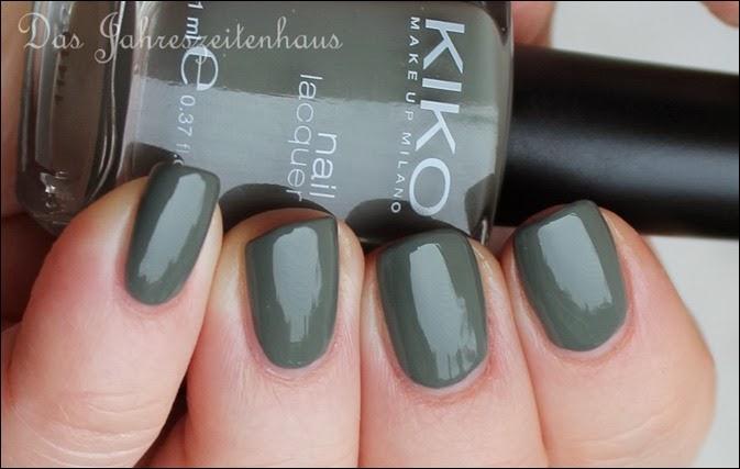 Khaki KIKO 348 Camouflage Green 2