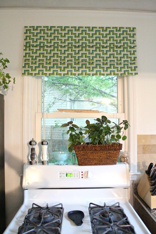 Ten June Diy Fakesies Roman Shade Curtain