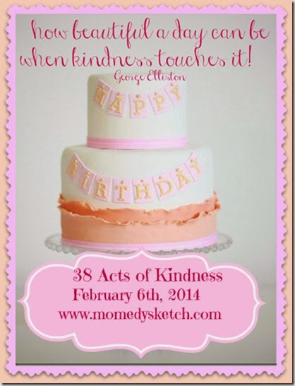 38 acts of kindness