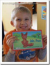 Developmentally appropriate Kindergarten Readers
