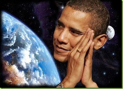 Obama&#39;s planet