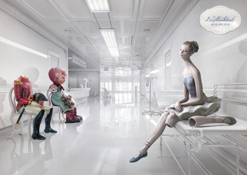 Porzellanklinik porcelain clinic