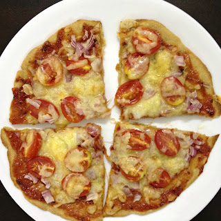 Thin Crust Pizza Dough Healthy Recipes