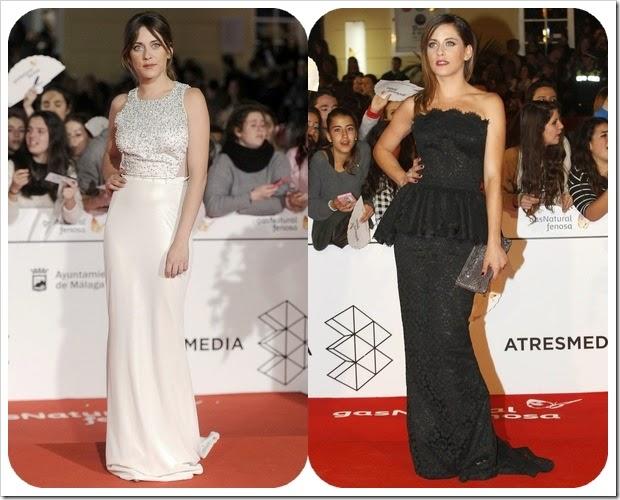 Mejor vestidas Festival Málaga 06 Maria Leon