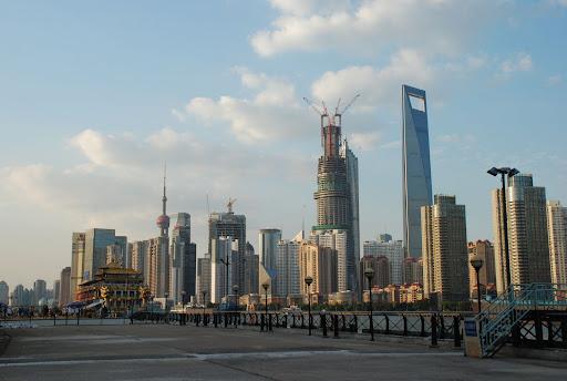 Shanghai Cooldocks - Promenade et tours