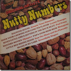 Nutty Numbers Album