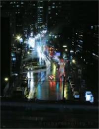 Timelapse de una Nueva York electrizante