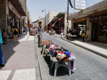 Obiective turistice Iordania: strazile din Madaba