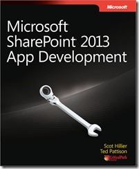 Microsoft® SharePoint® 2013 App Development