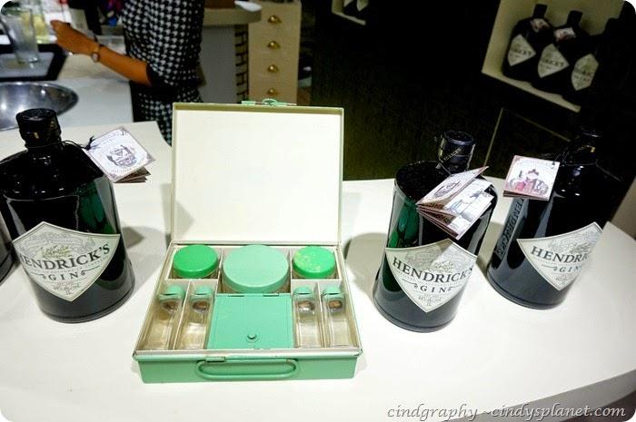 Hendrick's Gin Salon10