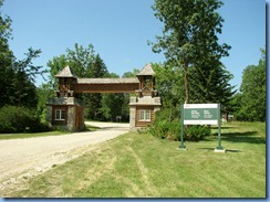 2156 Manitoba Hwy 19 West Riding Mountain National Park - Historic East Gate