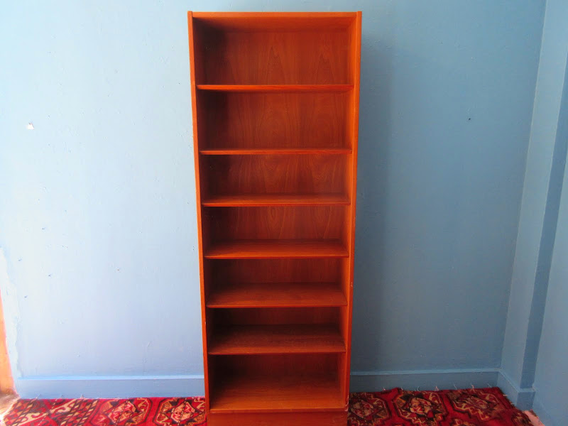 Danish Modern Bookcase 2