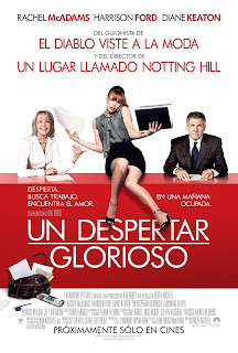 Un Despertar Glorioso (Morning Glory) Poster
