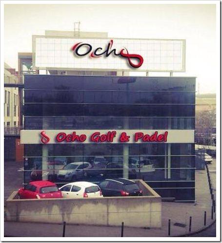 La firma Ocho Golf y Pádel inaugurarán en Junio 2014 su sede central en Madrid.