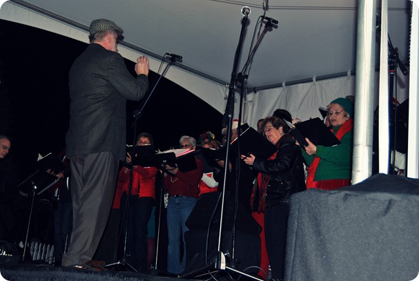 Plano Christmas Tree Lighting 2012 014