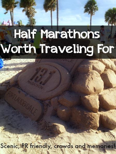 Half Marathons Worth Traveling For