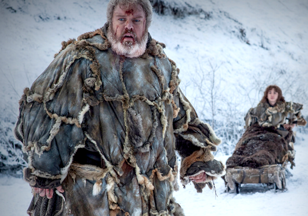 Cinco frases conmovedoras de Hodor de Game of Thrones