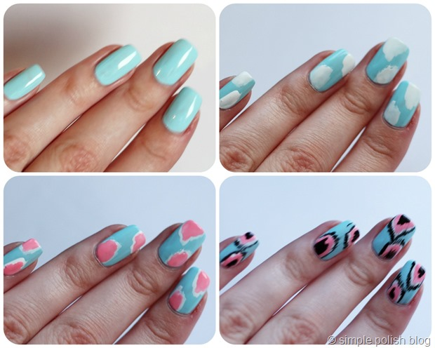 Ikat-Nails-Tutorial-Neon