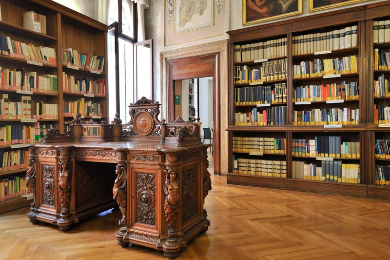 Biblioteca 2 ©Cristiano Corte