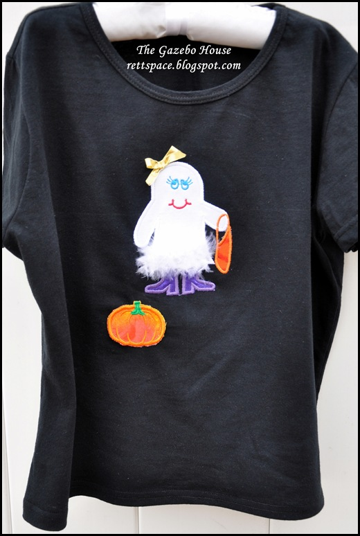 lady ghost shirt 001