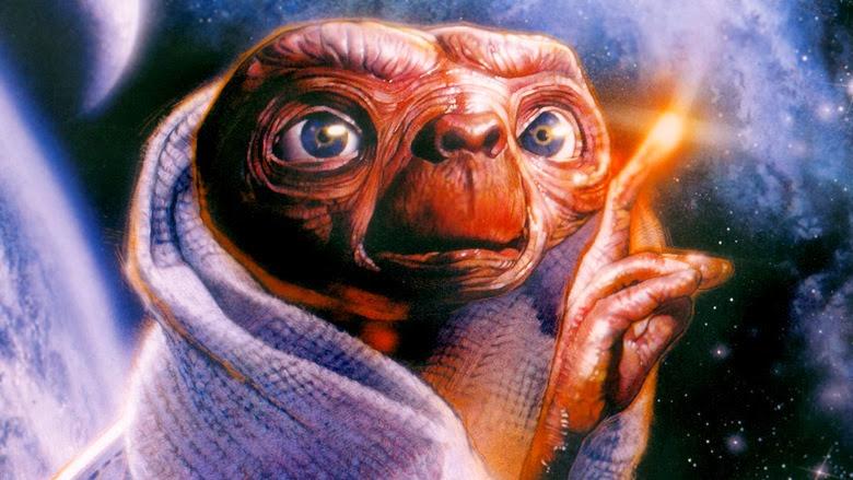 ET the extraterrestrial
