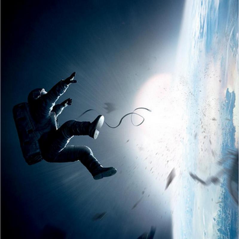 Un vistazo a la realización de efectos especiales de Gravity