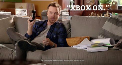 Nuevo anuncio de Xbox One