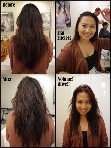 Tsiknaris Hair 2May