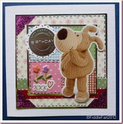 Docrafts Boofle