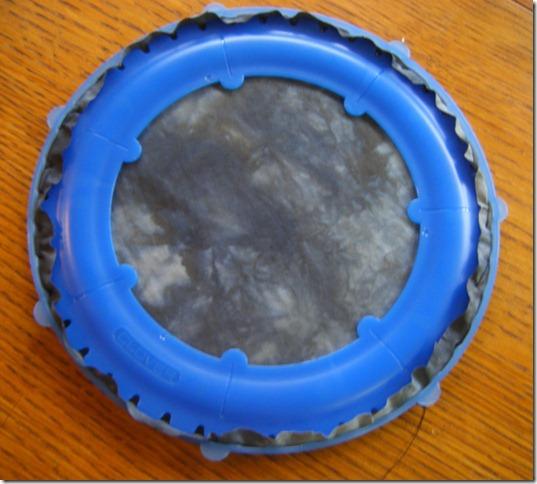yo-yo quilt project 2