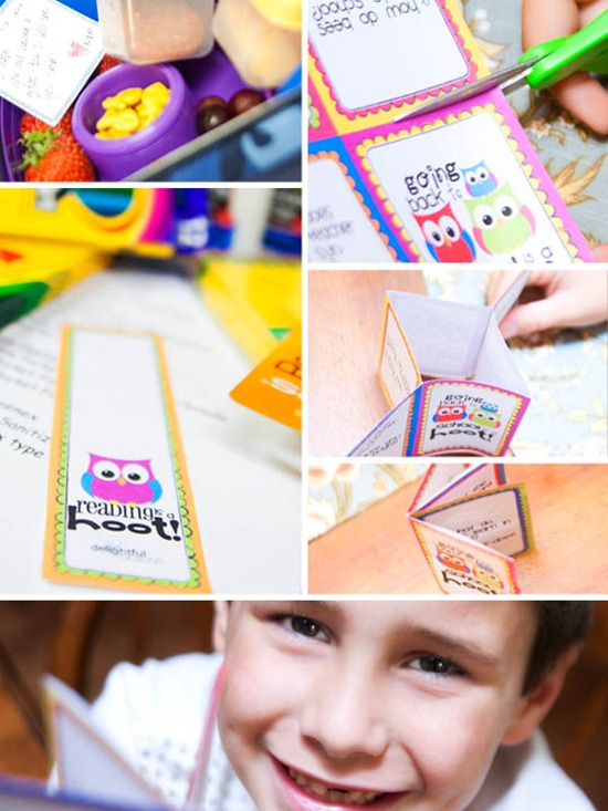 school's a hoot free printables