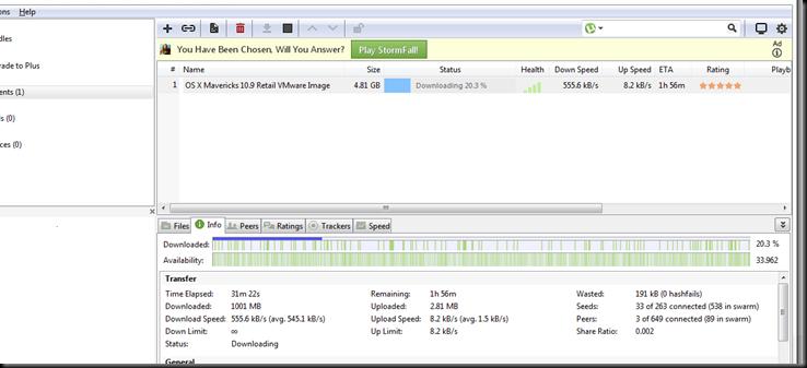 free download os x mavericks 109 retail vmware image