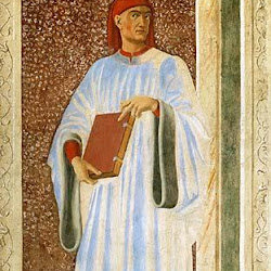 65 - Andrea del Castagno - Retrato de Bocaccio