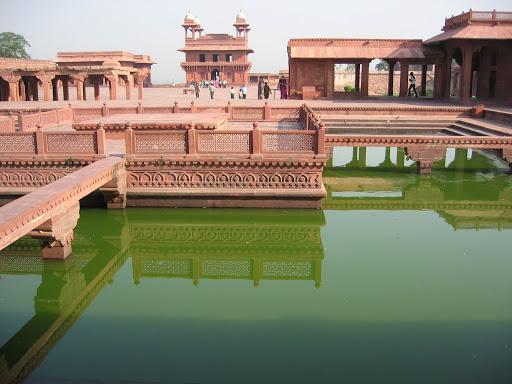 Akbar The Great Palace 3.Akbar-1542-1556-1605...