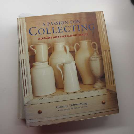 A Passion for Collecting is all about collecting ceramics.