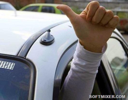 жесты-водителей