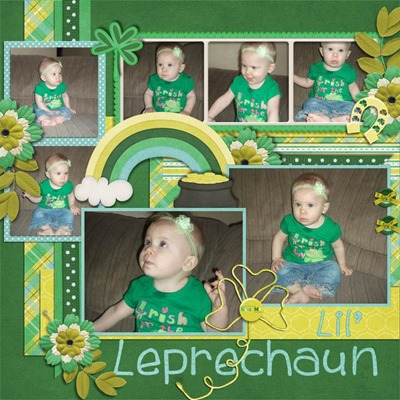 MDK Scraps - Feelin' Green - Lil' Leprechaun