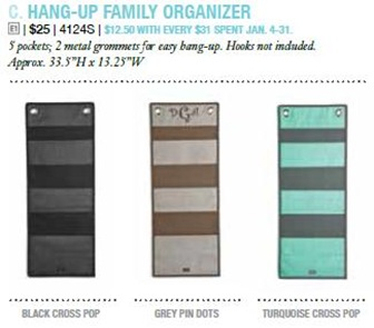Hang Up Family Organizer