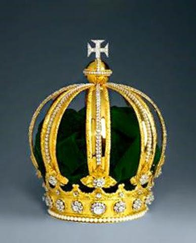 Corona de Pedro II de Brasil