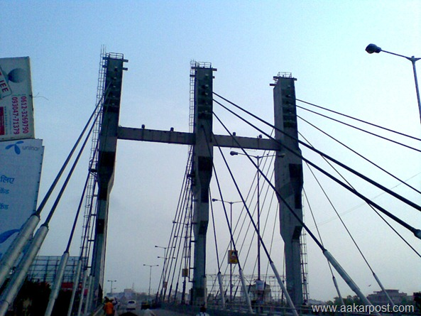 overhead bridge at patna