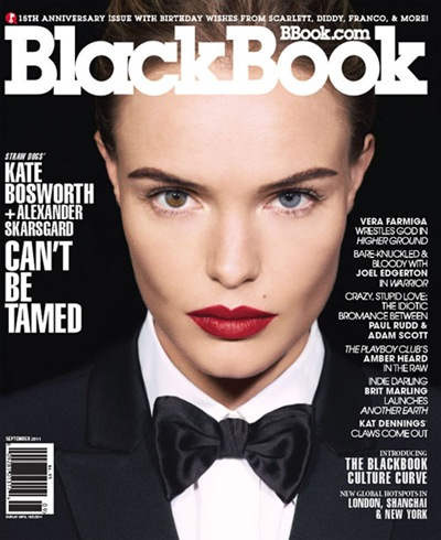 Kate Bosworth by Andrew Macpherson for BlackBook, Sept 2011