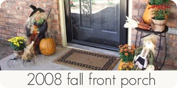 2008 fall front porch